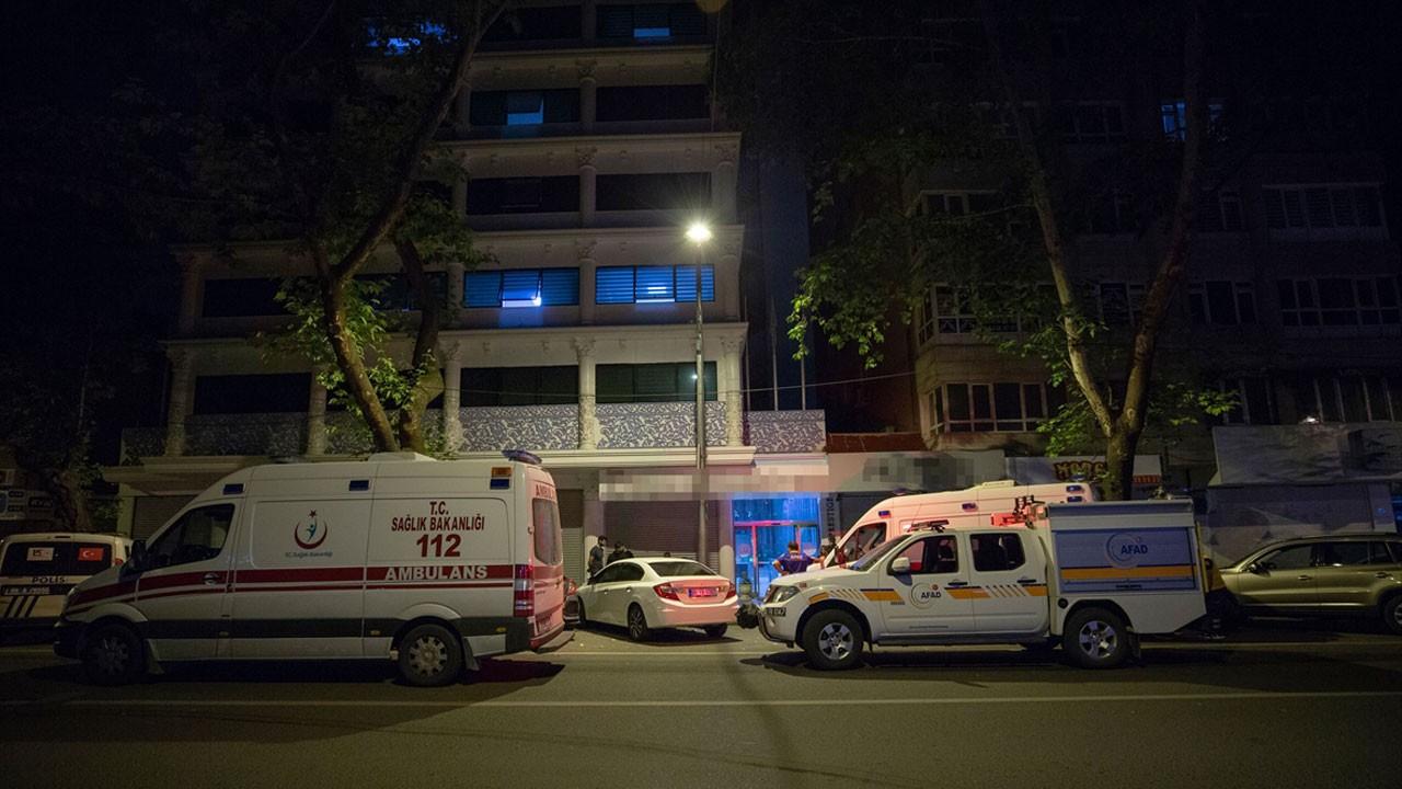 Kız öğrenci yurdunda panik!.. 9 öğrenci hastanelik oldu!