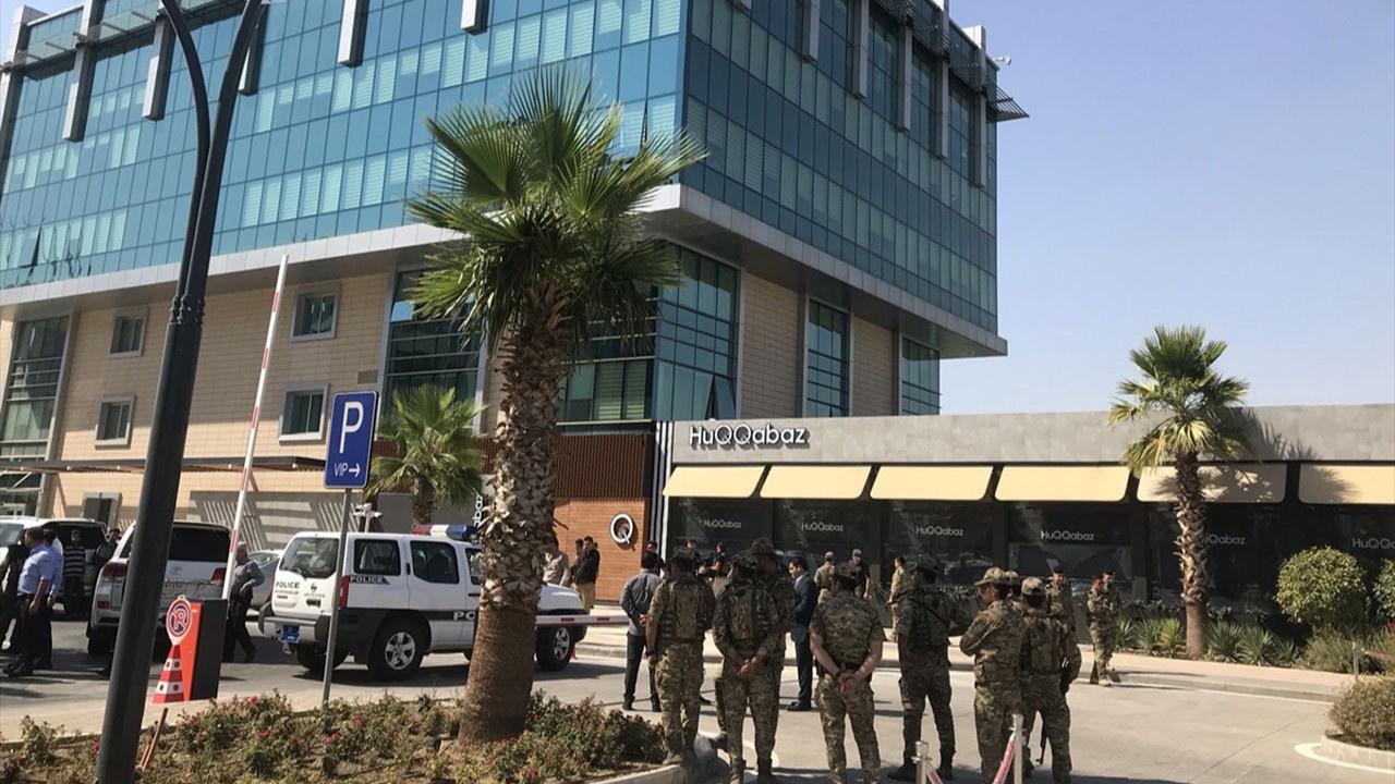 Erbil Konsolosluğu çalışanlarımıza saldırı 1 şehit