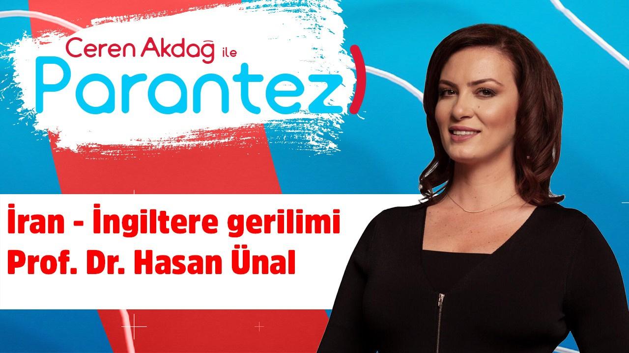 Ceren Akdağ ile Parantez - 22 Temmuz 2019