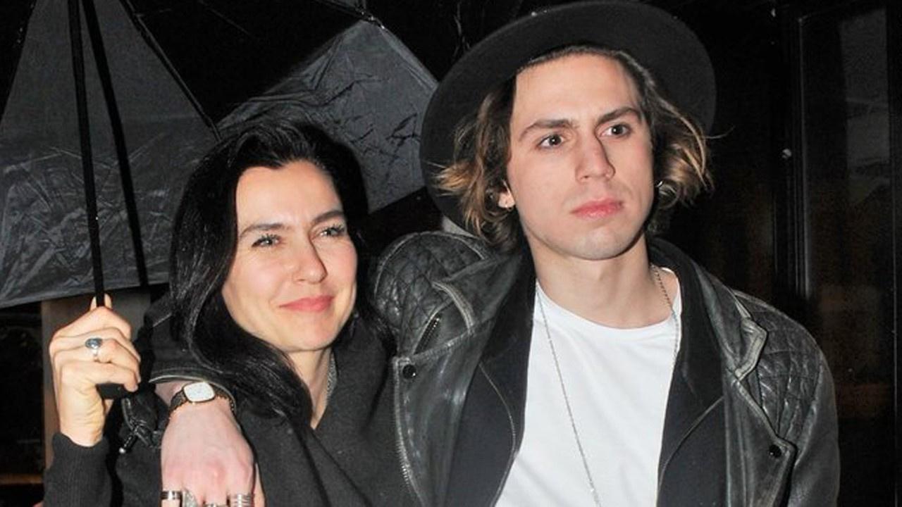 Şevval Sam ve oyuncu oğlu, sosyal medyayı salladı