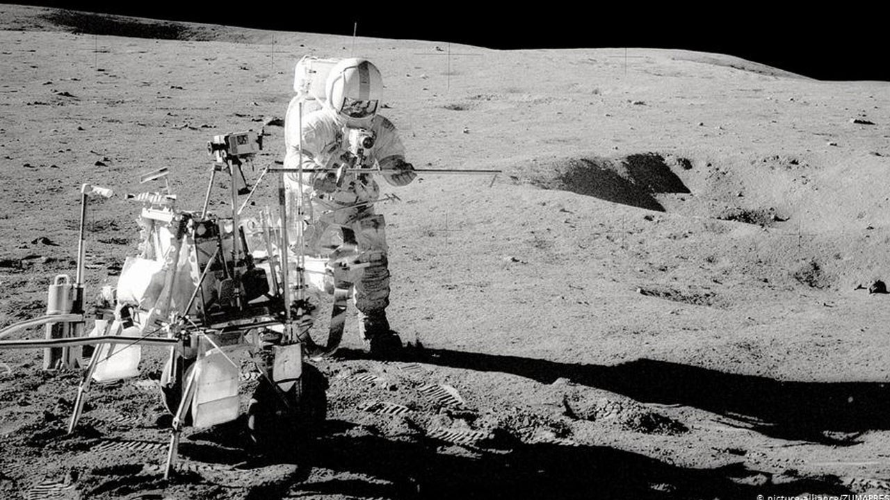 ABD gözünü Ay'a dikti: Kalıcı olacağız