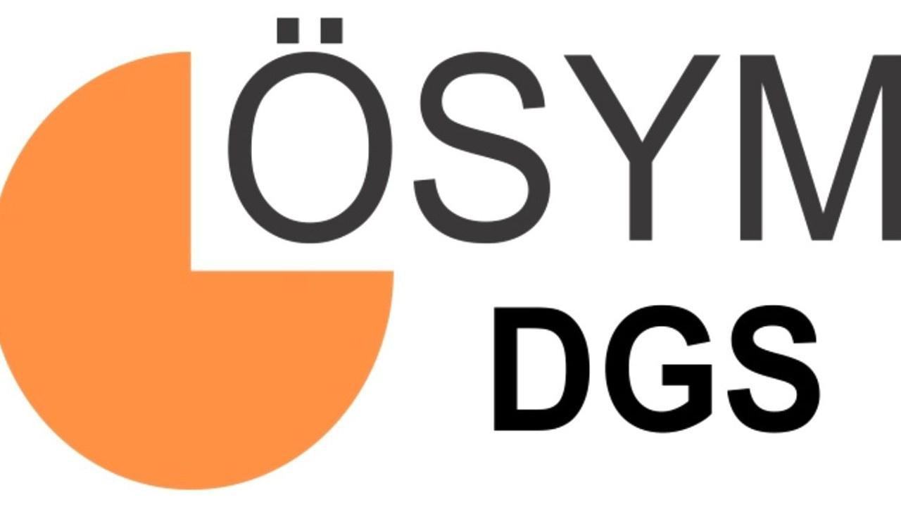 2019 DGS sınavı sonuçları açıklandı