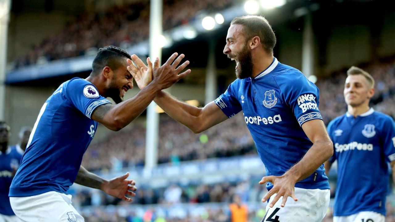 Everton'dan Cenk Tosun kararı