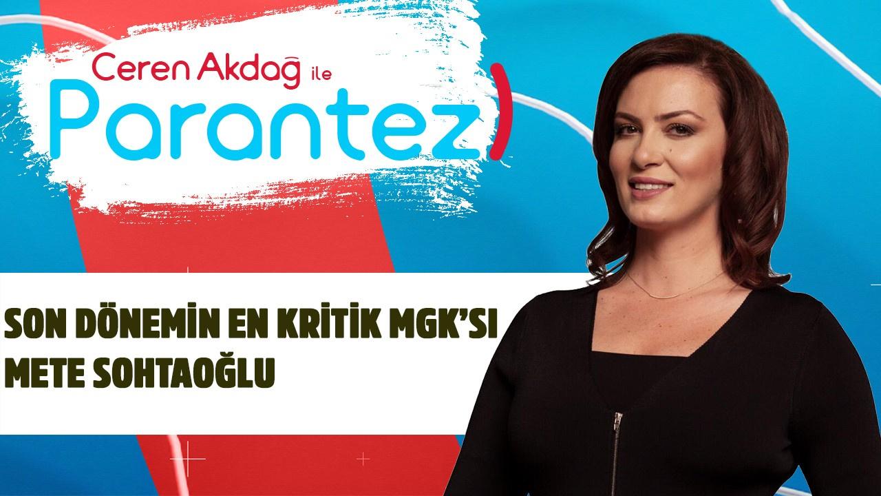 Ceren Akdağ ile Parantez - 30 Temmuz 2019