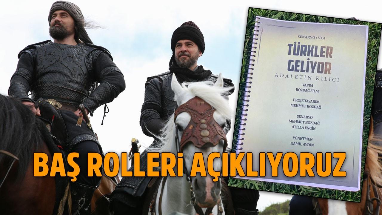 Diriliş Ertuğrul'un yapımcısından: Türkler Geliyor, Adaletin Kılıcı