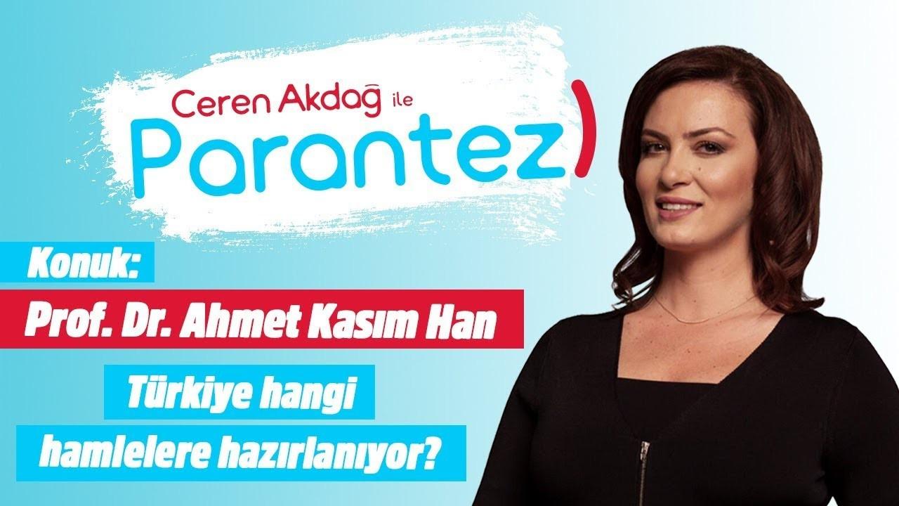 Ceren Akdağ ile Parantez l 2 Ağustos 2019