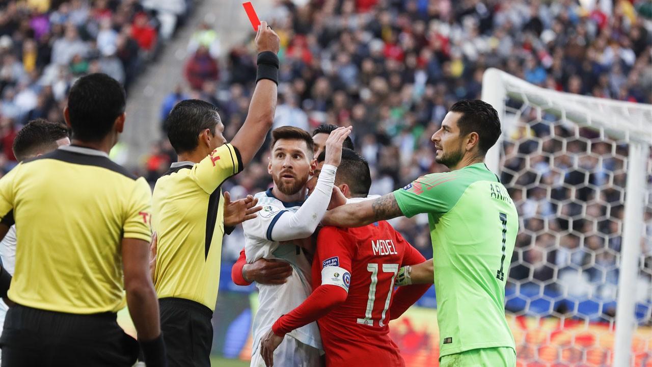Messi'ye büyük şok!.. 3 ay men ve para cezası!