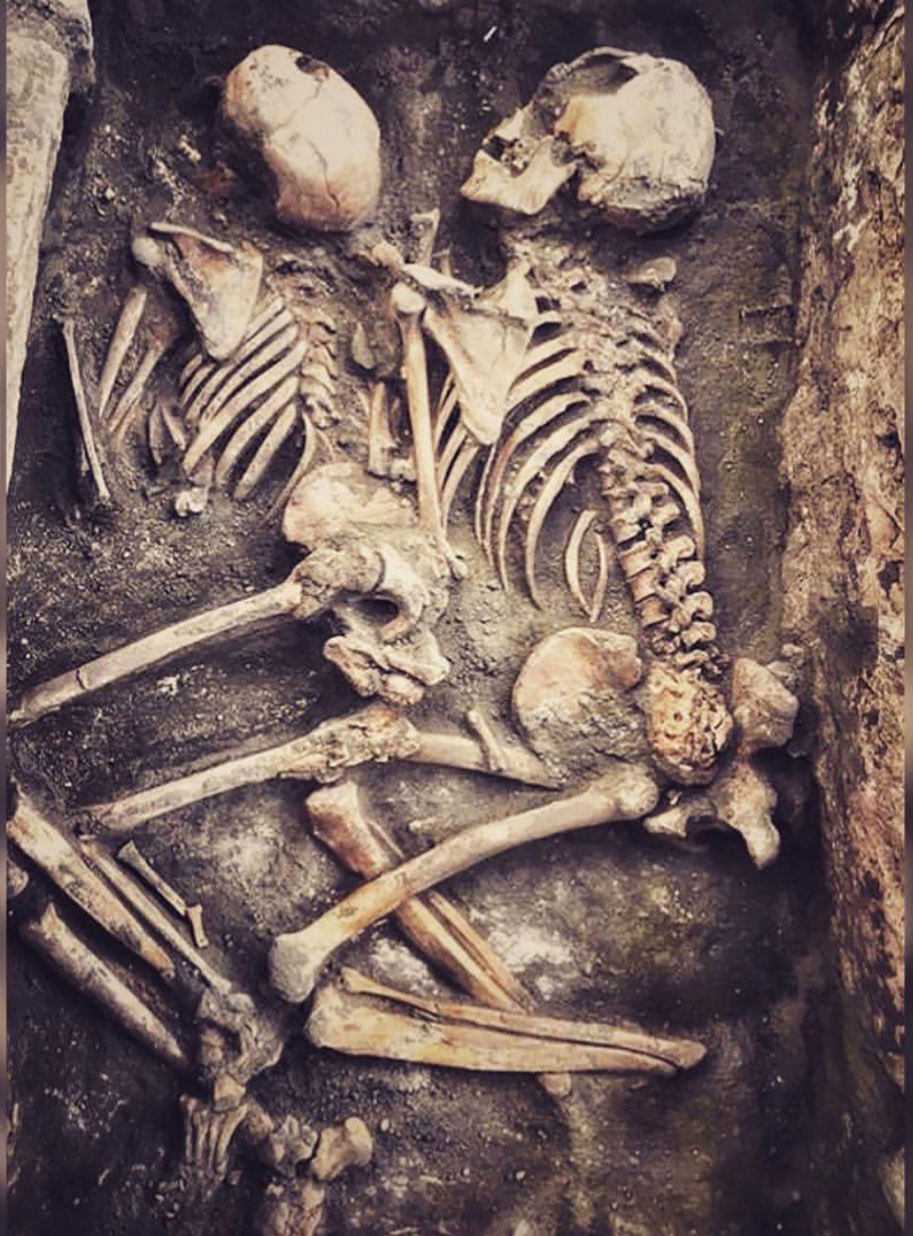 Eskişehir'de kazı esnasında bulundu - Sayfa 1