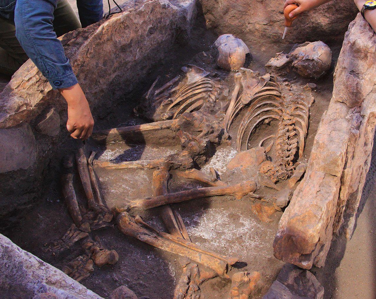 Eskişehir'de kazı esnasında bulundu - Sayfa 2