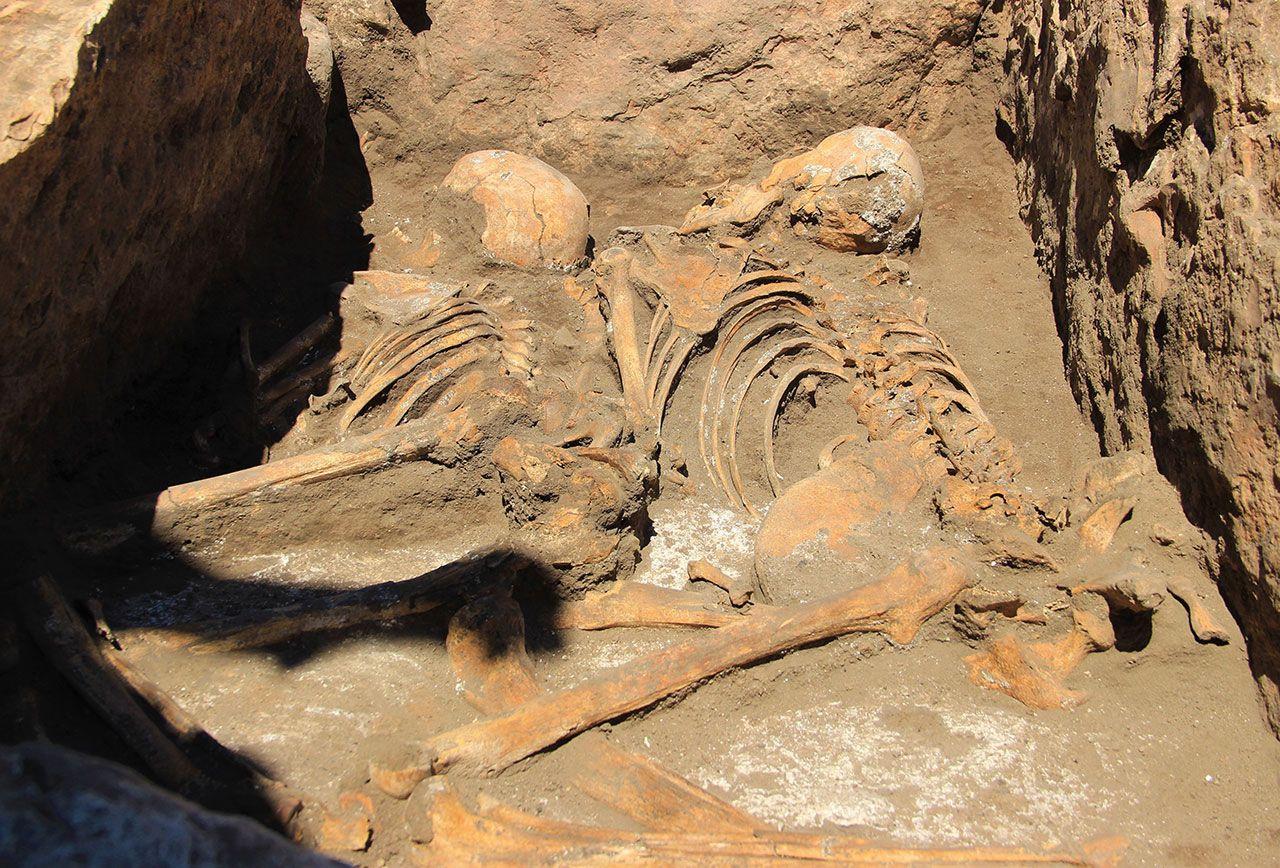Eskişehir'de kazı esnasında bulundu - Sayfa 4