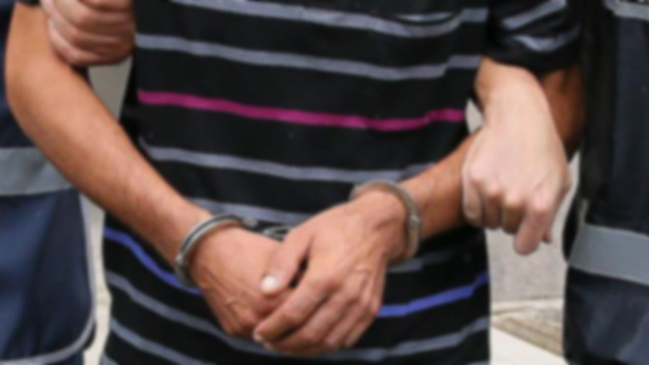 Karısını şikayet etti, kendi gözaltına alındı!