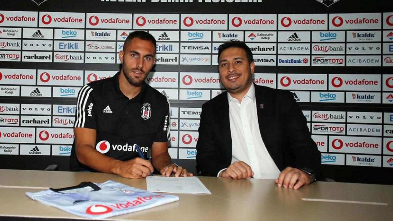 Beşiktaş resmen açıkladı!.. 3 yıllığına anlaştı!