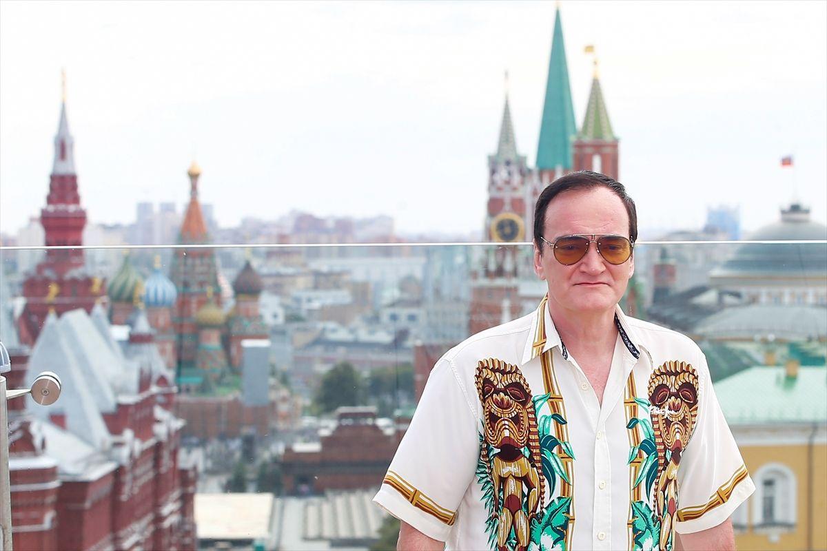 Quentin Tarantino Moskova'da - Sayfa 1
