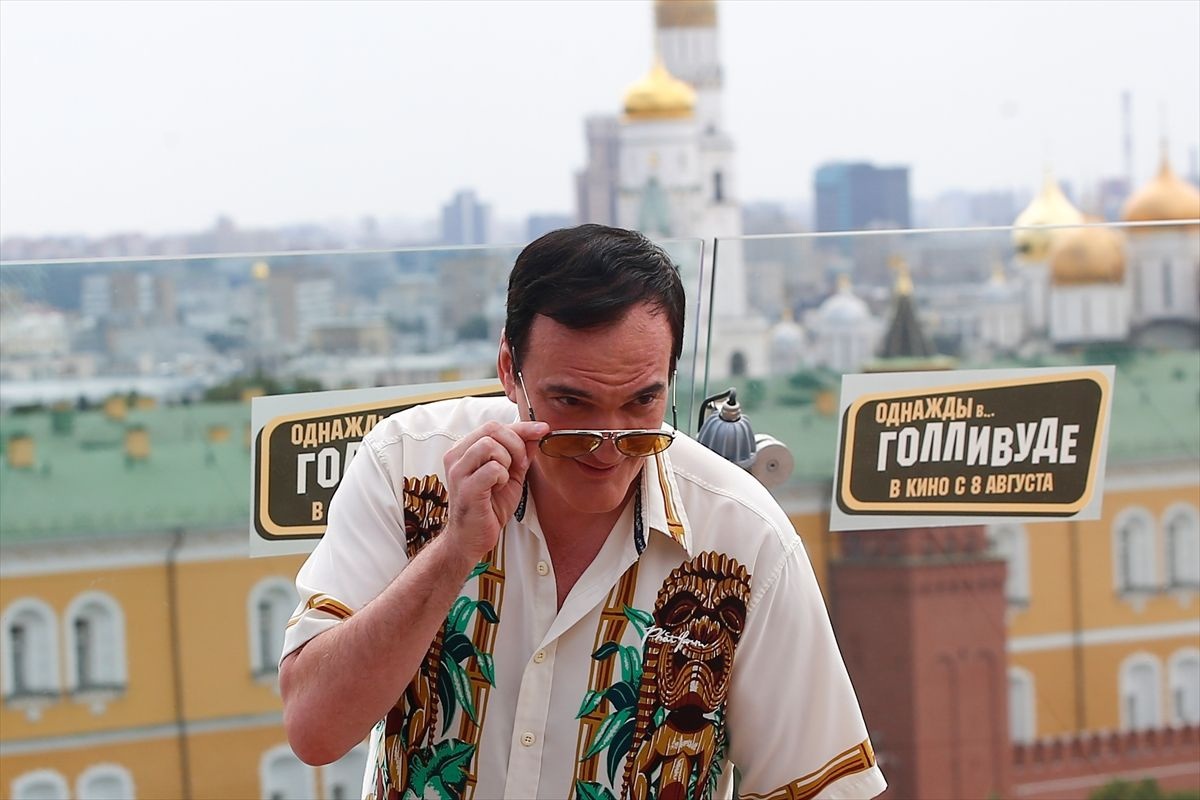 Quentin Tarantino Moskova'da - Sayfa 2