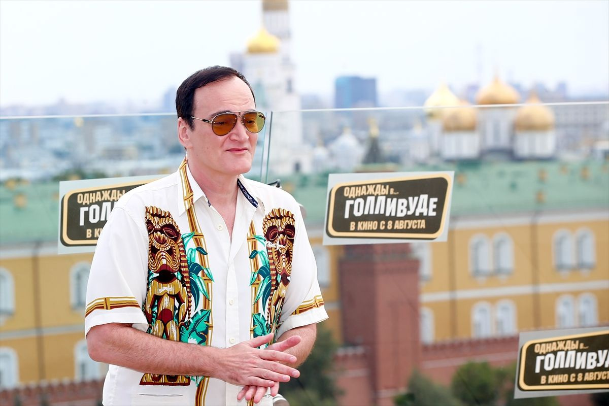 Quentin Tarantino Moskova'da - Sayfa 3