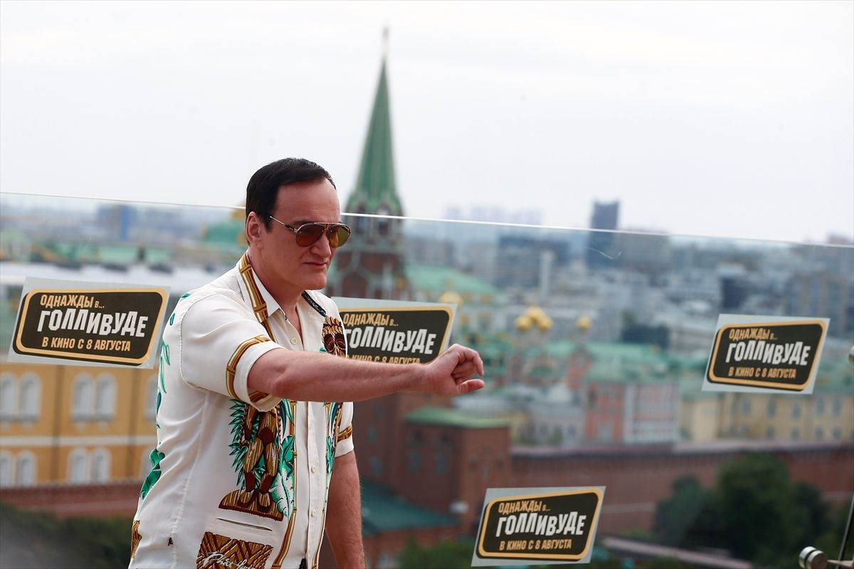 Quentin Tarantino Moskova'da - Sayfa 4