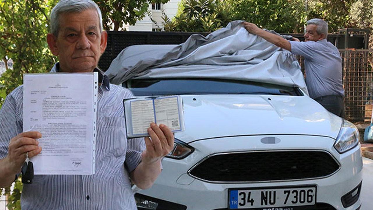 Otomobil aldı, başına gelmeyen kalmadı!