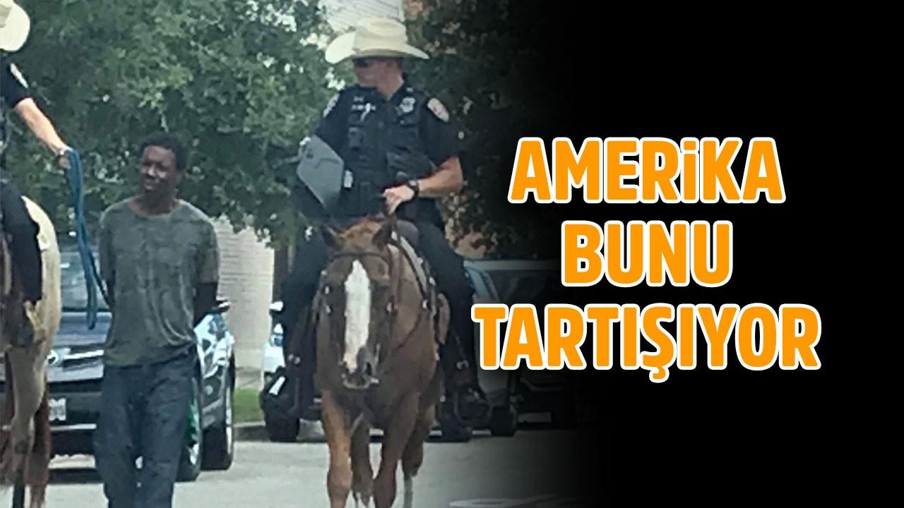 Vahşi Batı'nın ırkçı polisleri