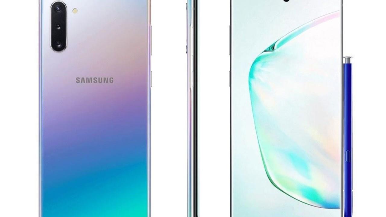 Samsung Galaxy Note 10 ve Galaxy Note 10 Plus özellikleri ve fiyatı... Saat kaçta tanıtılacak?