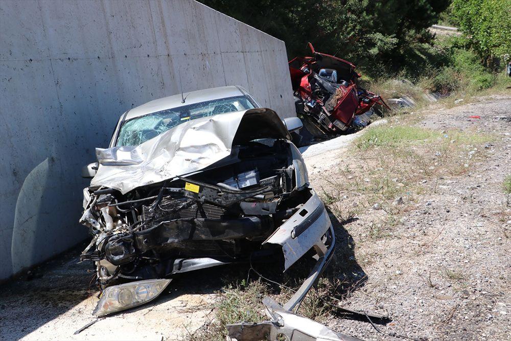 Kastamonu'da feci kaza: 1 çocuk öldü, 10 yaralı - Sayfa 2