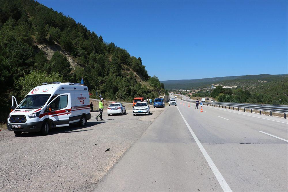 Kastamonu'da feci kaza: 1 çocuk öldü, 10 yaralı - Sayfa 4