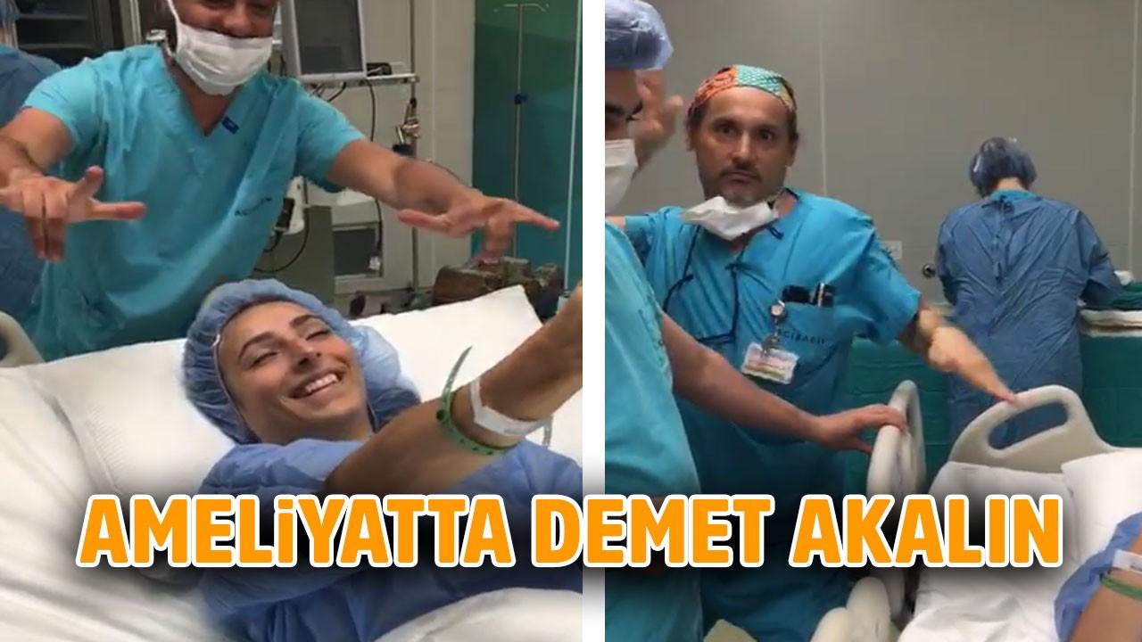 Böyle ameliyat görülmedi
