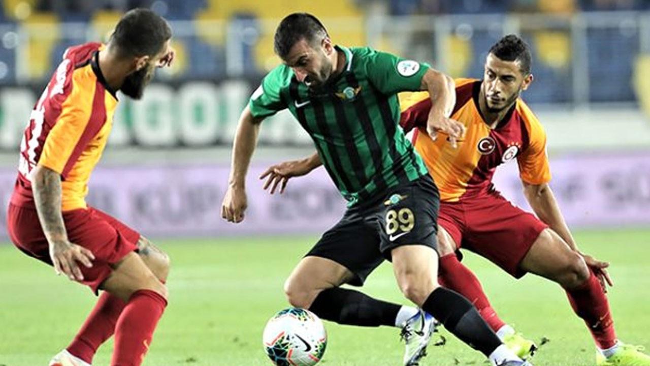 Galatasaray PDFK'ya sevk edildi