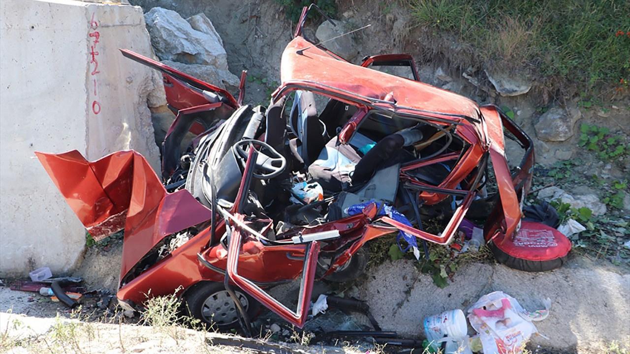 Kastamonu'da feci kaza: 1 çocuk öldü, 10 yaralı