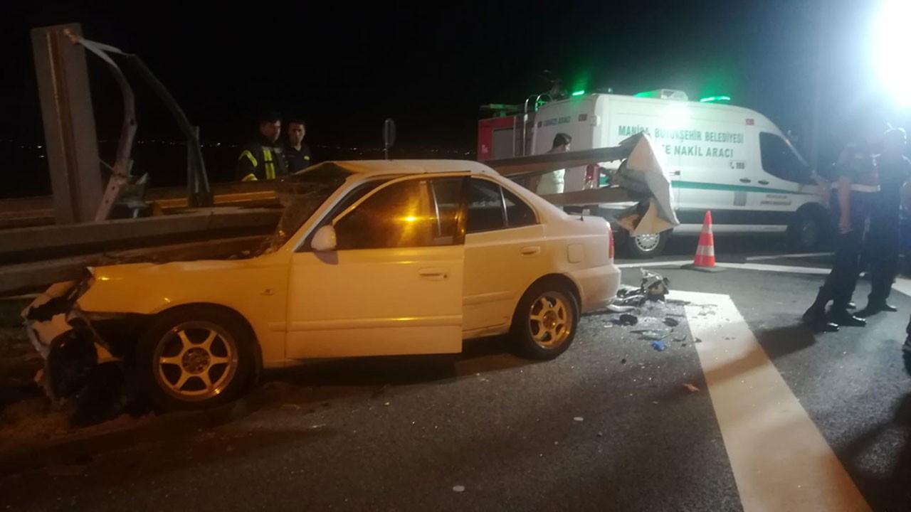İzmir'de korkunç kaza!.. Feci şekilde can verdiler!