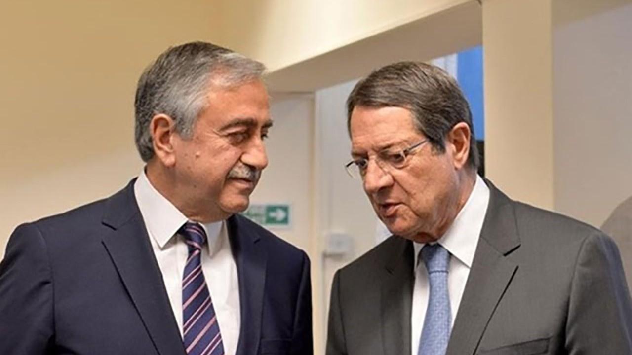 Kıbrıs'ta iki lider görüşecek!