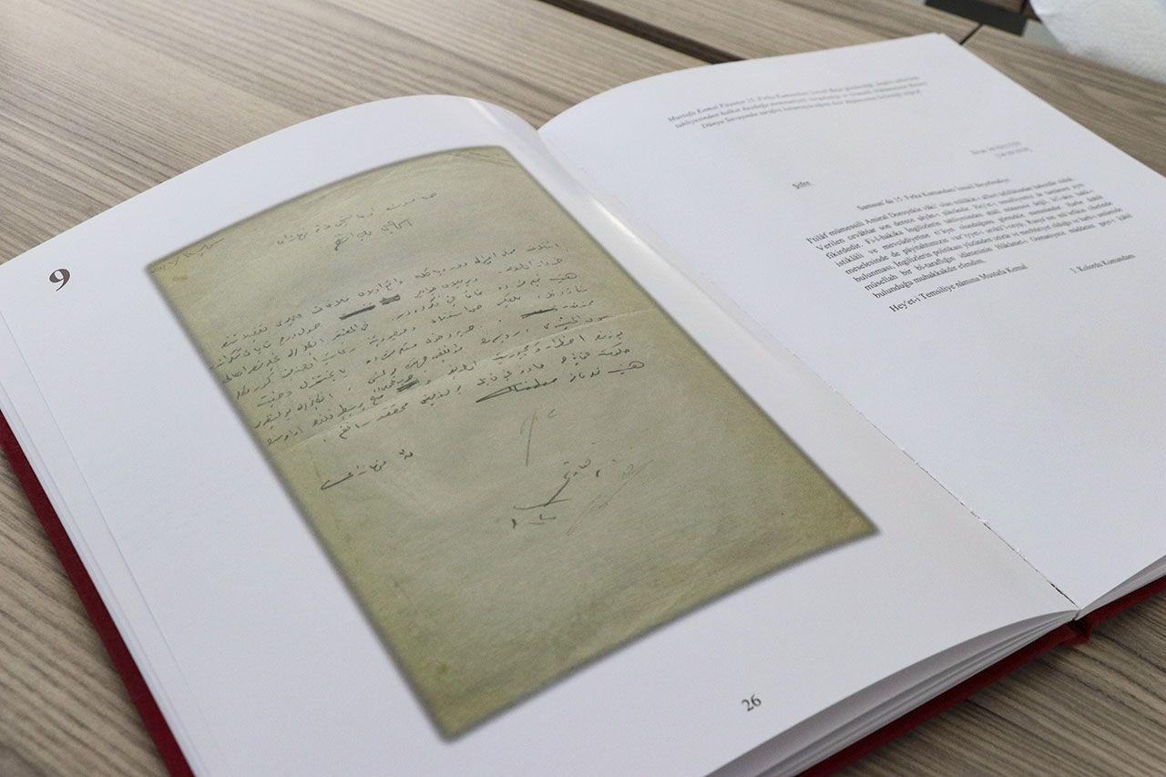 Bu belgeler ilk kez yayınlandı - Sayfa 1