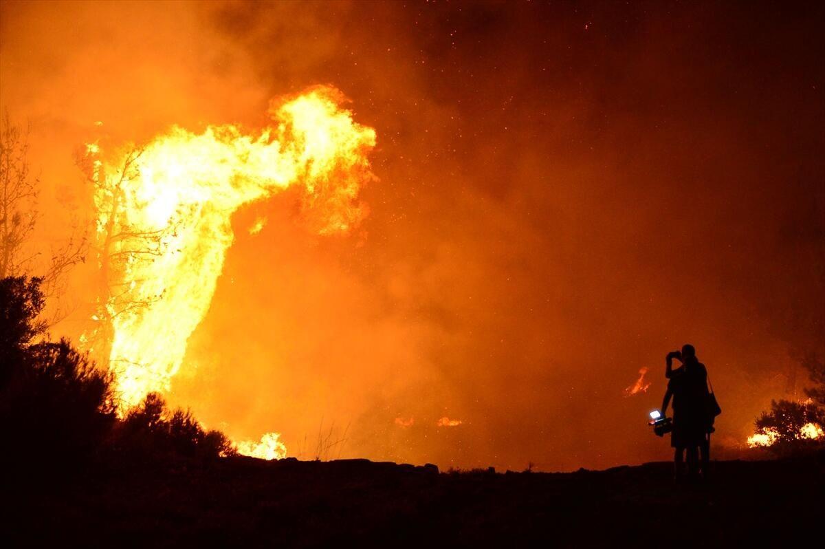 Gelibolu Yarımadası'nda yangın - Sayfa 2