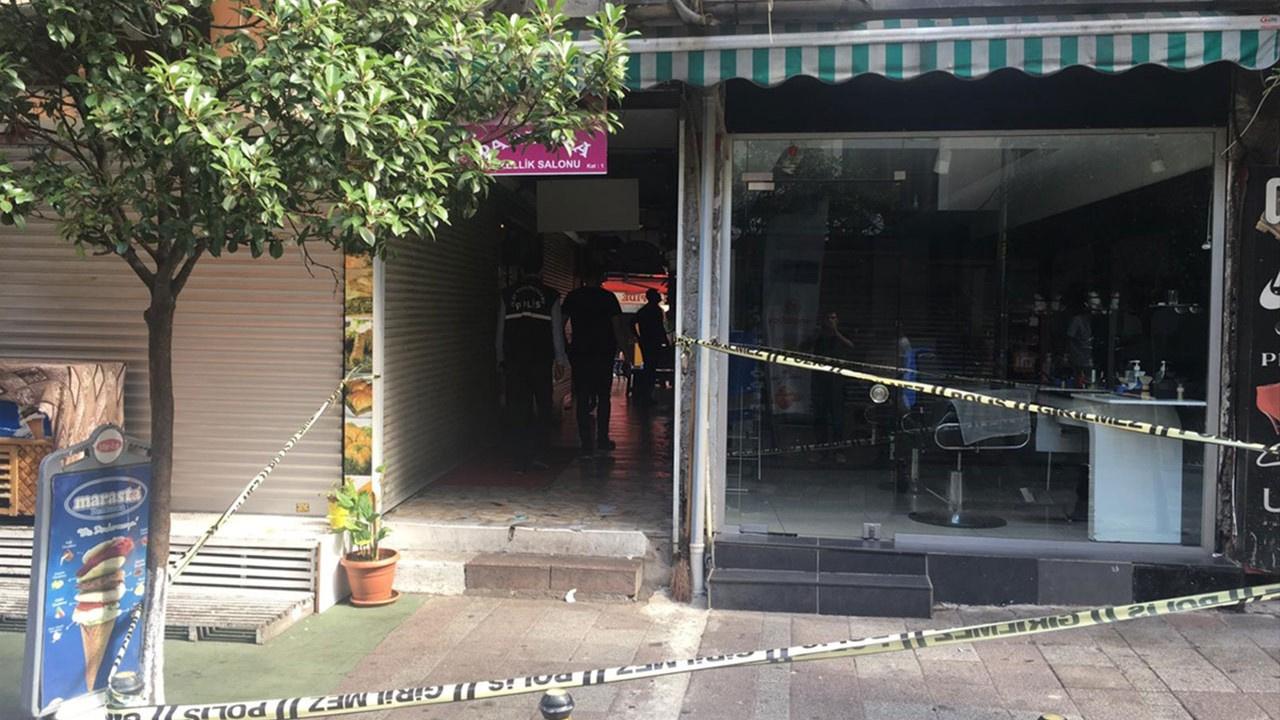 Kağıthane'de silahlı saldırganı bekçi yakaladı