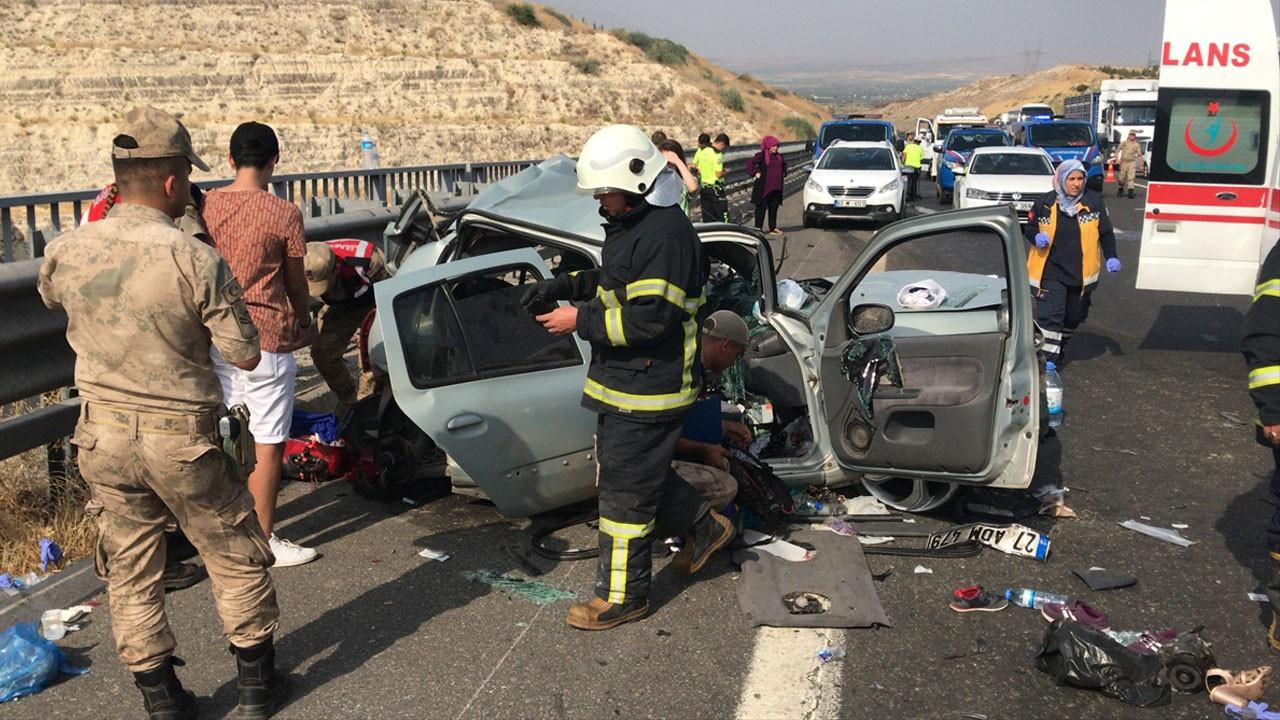 Gaziantep'te korkunç kaza!.. Ölüler ve yaralılar var!