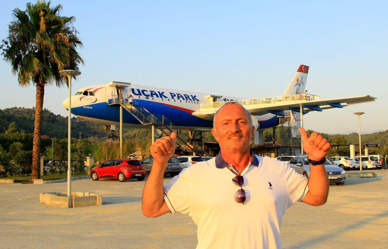 Çılgın Karadenizli Airbus alıp restoran yaptı - Sayfa 1