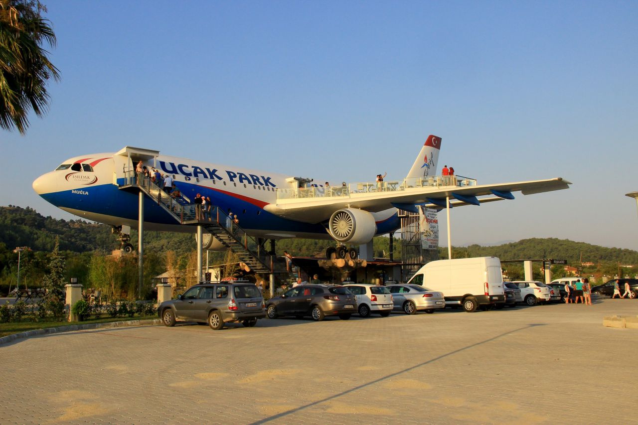 Çılgın Karadenizli Airbus alıp restoran yaptı - Sayfa 2