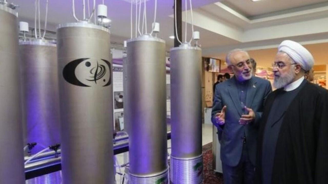 İran'ın uranyum stoğunu açıkladı!
