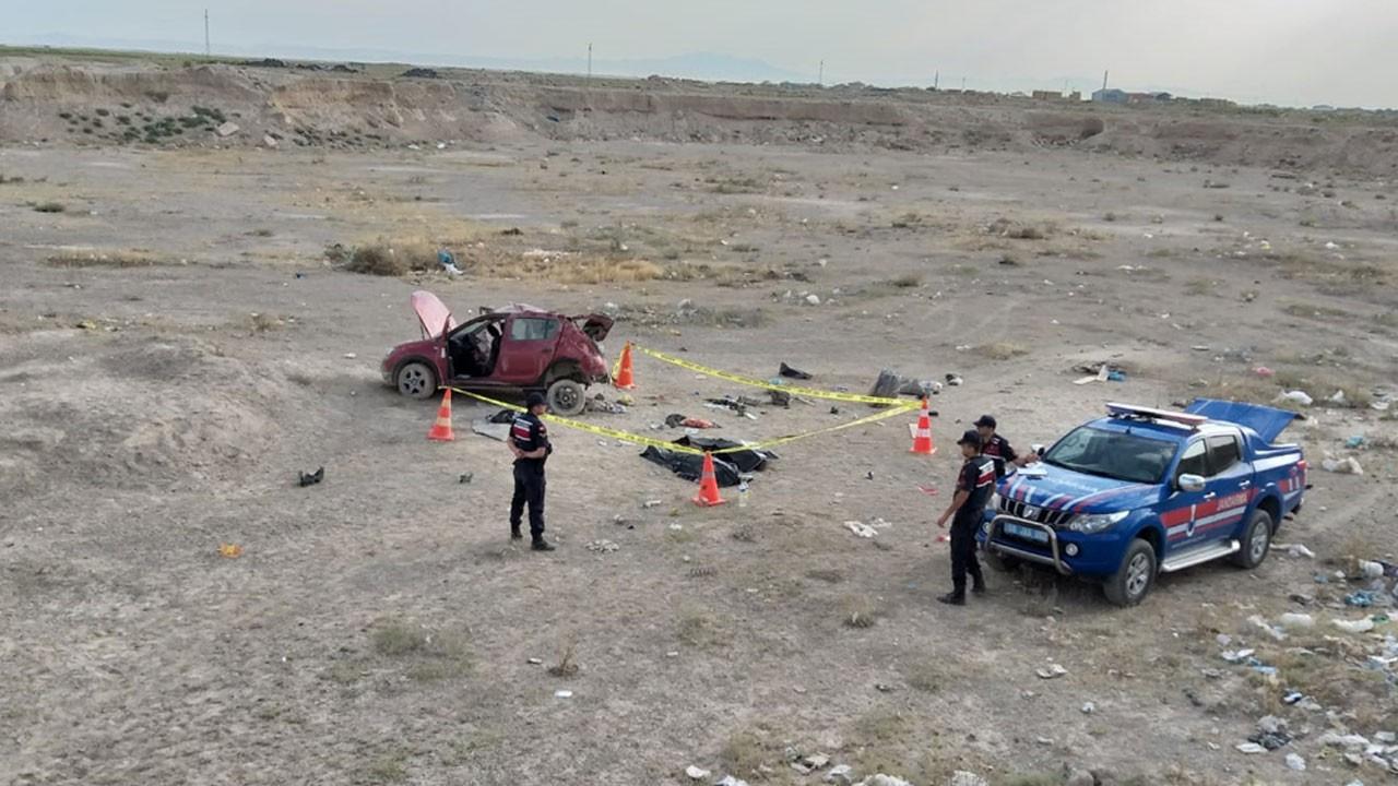 Aynı aileden 3 kişi hayatını kaybetti, 4 kişi yaralandı