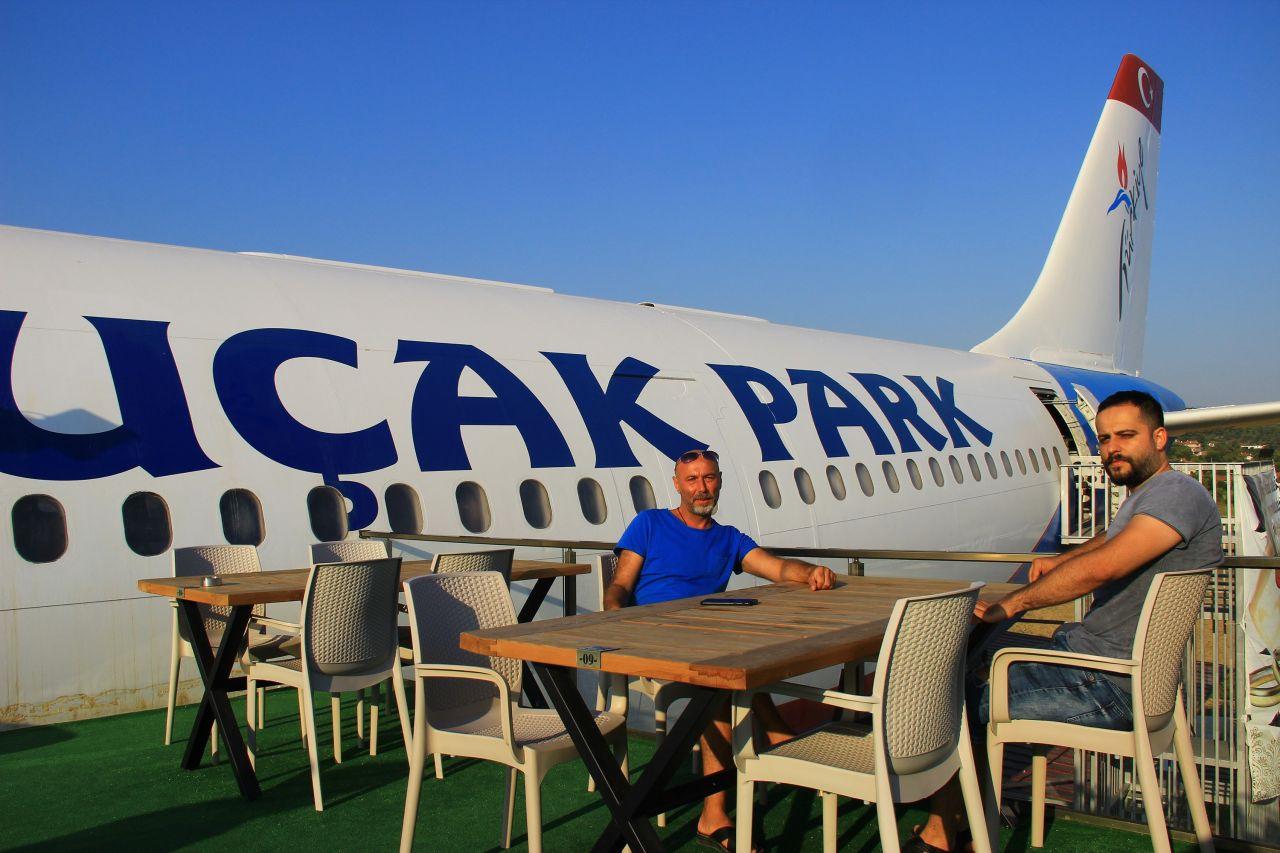 Çılgın Karadenizli Airbus alıp restoran yaptı - Sayfa 4
