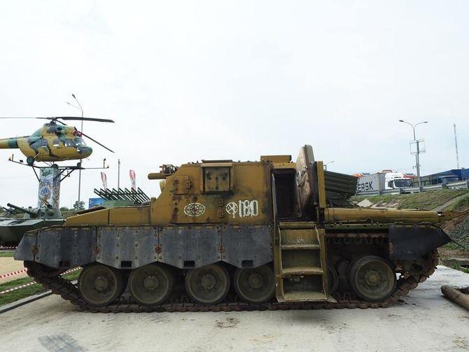 'Nükleer kıyamet tankı' bulundu! Sovyetler Birliği sadece 5 adet üretmişti - Sayfa 1
