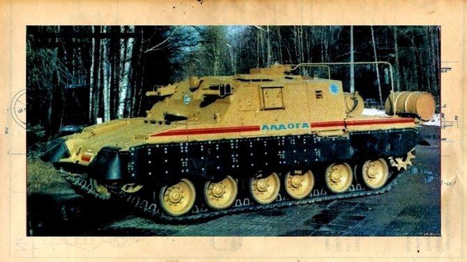'Nükleer kıyamet tankı' bulundu! Sovyetler Birliği sadece 5 adet üretmişti - Sayfa 2