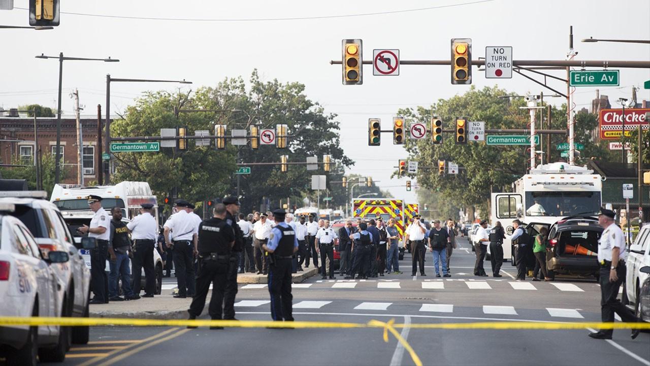 ABD'de silahlı saldırı!.. Yaralı polisler var!