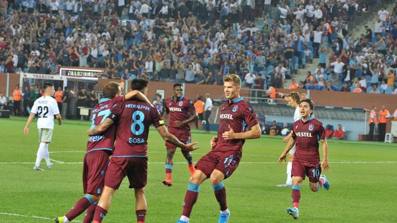 Trabzon, Avrupa'da turladı