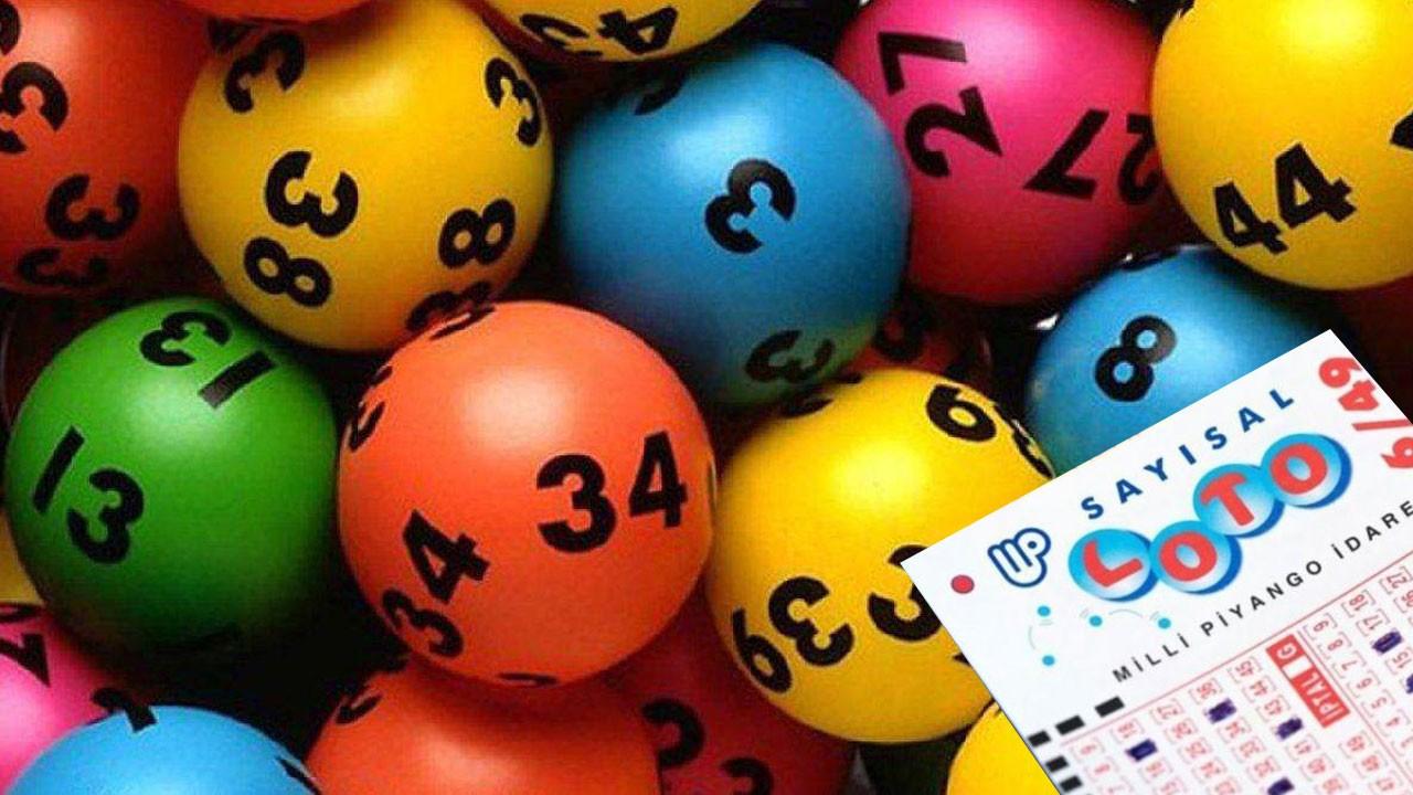 Sayısal Loto'da şaşırtan rakamlar!