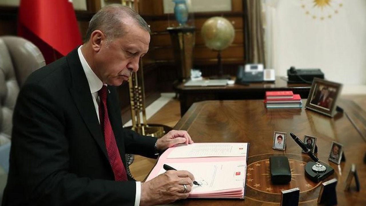 Erdoğan'dan enerjiyle ilgili 3 ayrı genelge