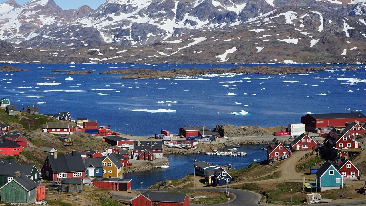 Trump'tan, Grönland talimatı