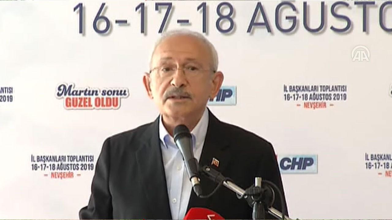 Kılıçdaroğlu'ndan TÜRK-İş Başkanı'na sert eleştiri: İşçinin alın terini pazarlıyor