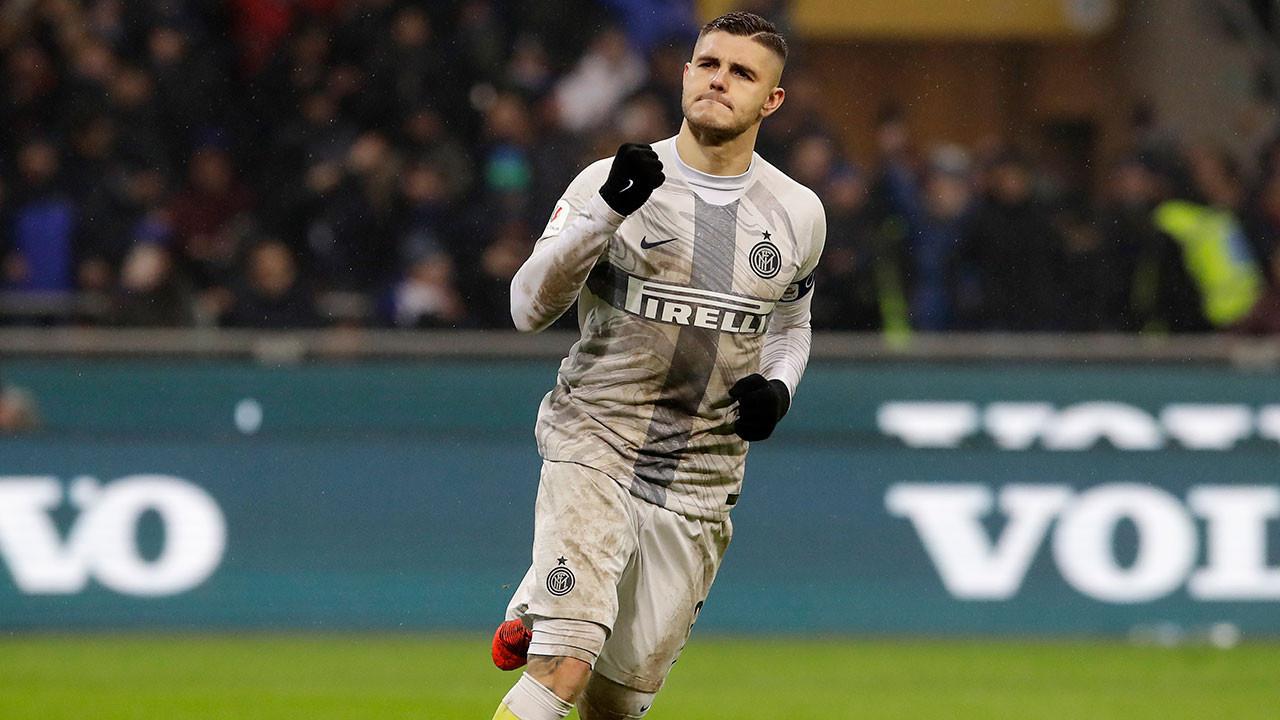Juventus'un Mauro Icardi transferini yarın açıklaması bekleniyor.