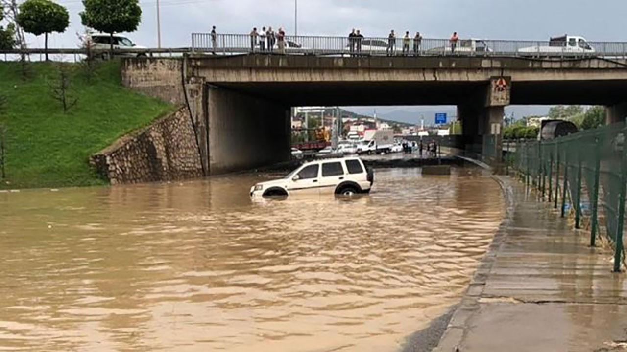 İBB'den yağış uyarısı!