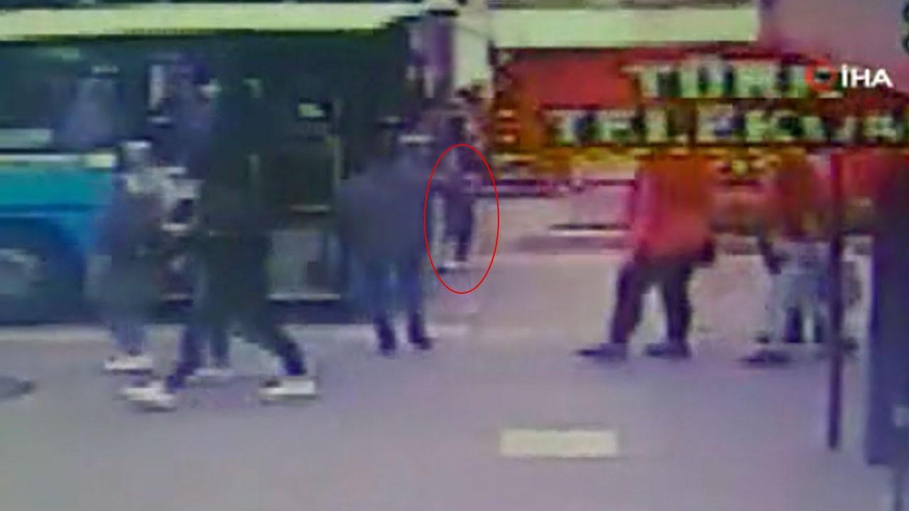 Halk otobüsünün çarptığı çocuk hafif yaralandı